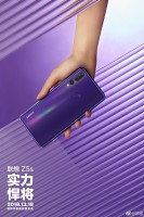 Lenovo Z5s purple