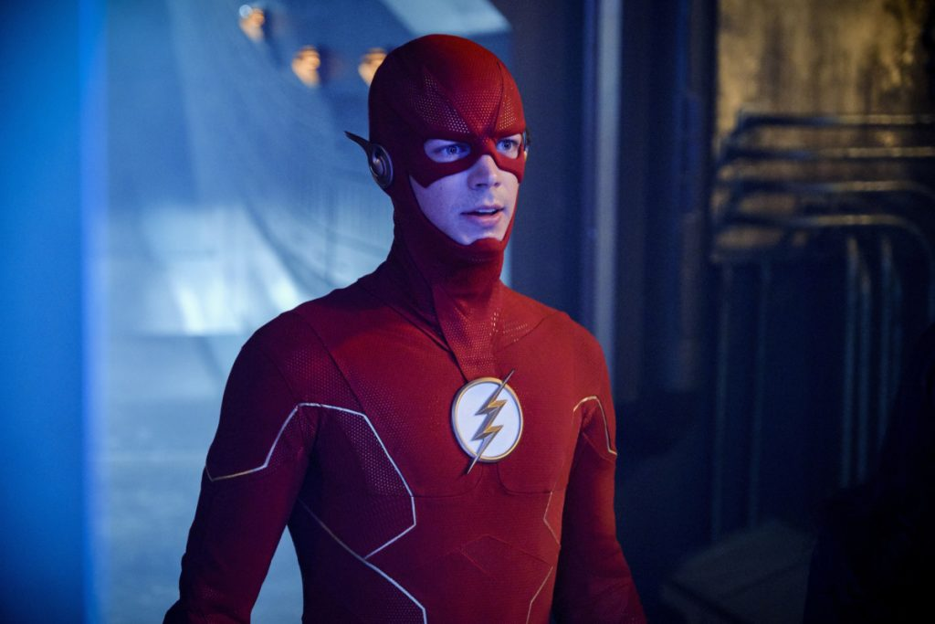 The Flash star Grant Gustin on lifelong battle with depression