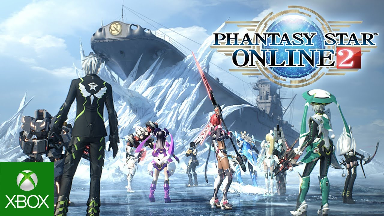 Problems associated with Phantasy Star Online 2 for PC Version ...
