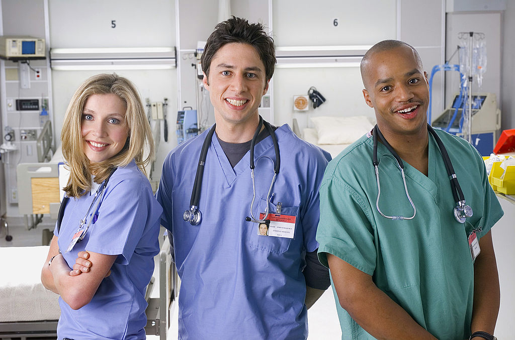 Hulu Removes Three Episodes featuring Blackface from ABC's Scrubs!