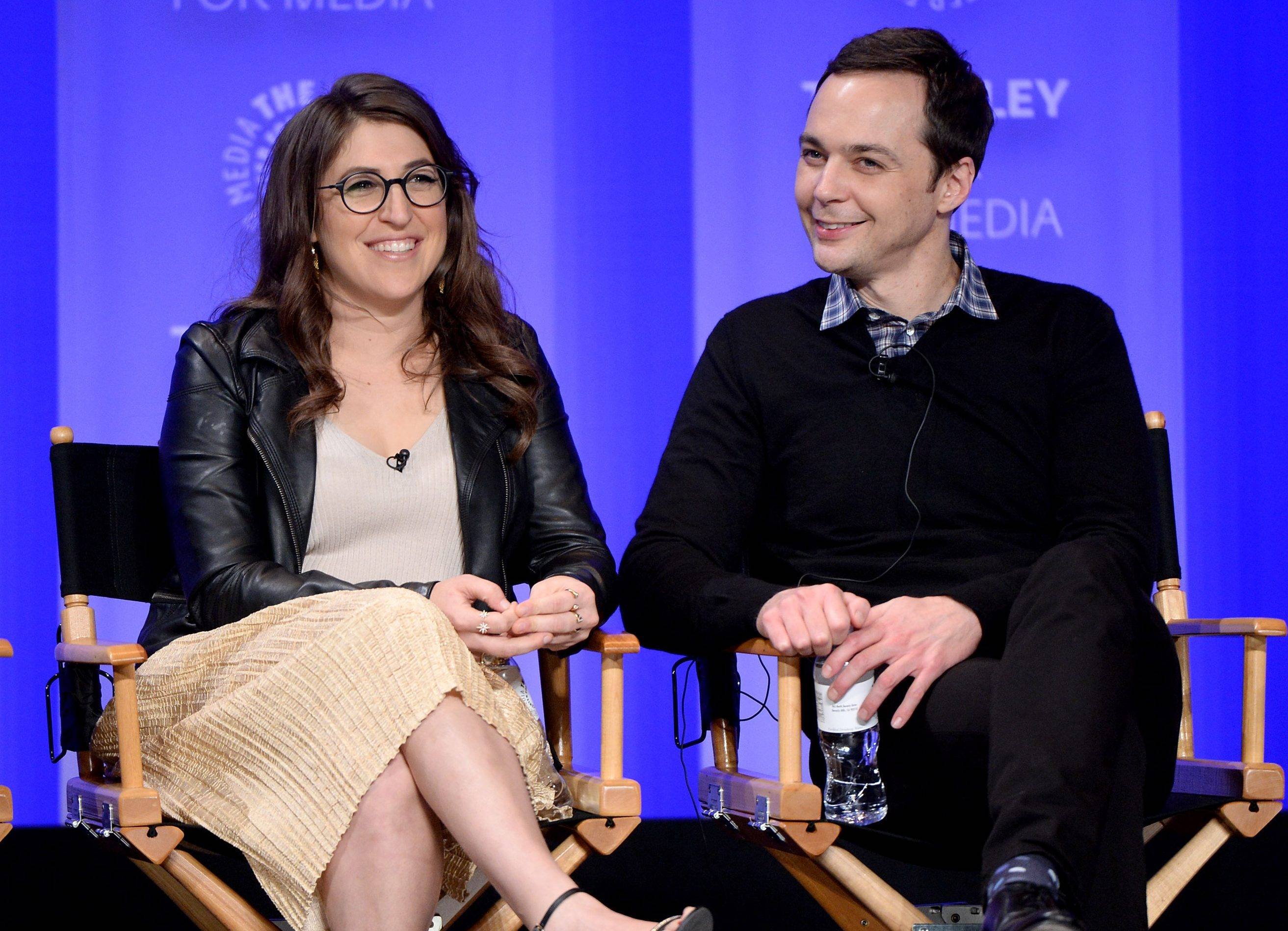Why Mayim Bialik didn't watch a single episode of The Big Bang Theory?