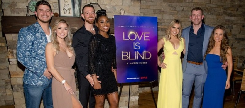 Love Is Blind Season 2 cast