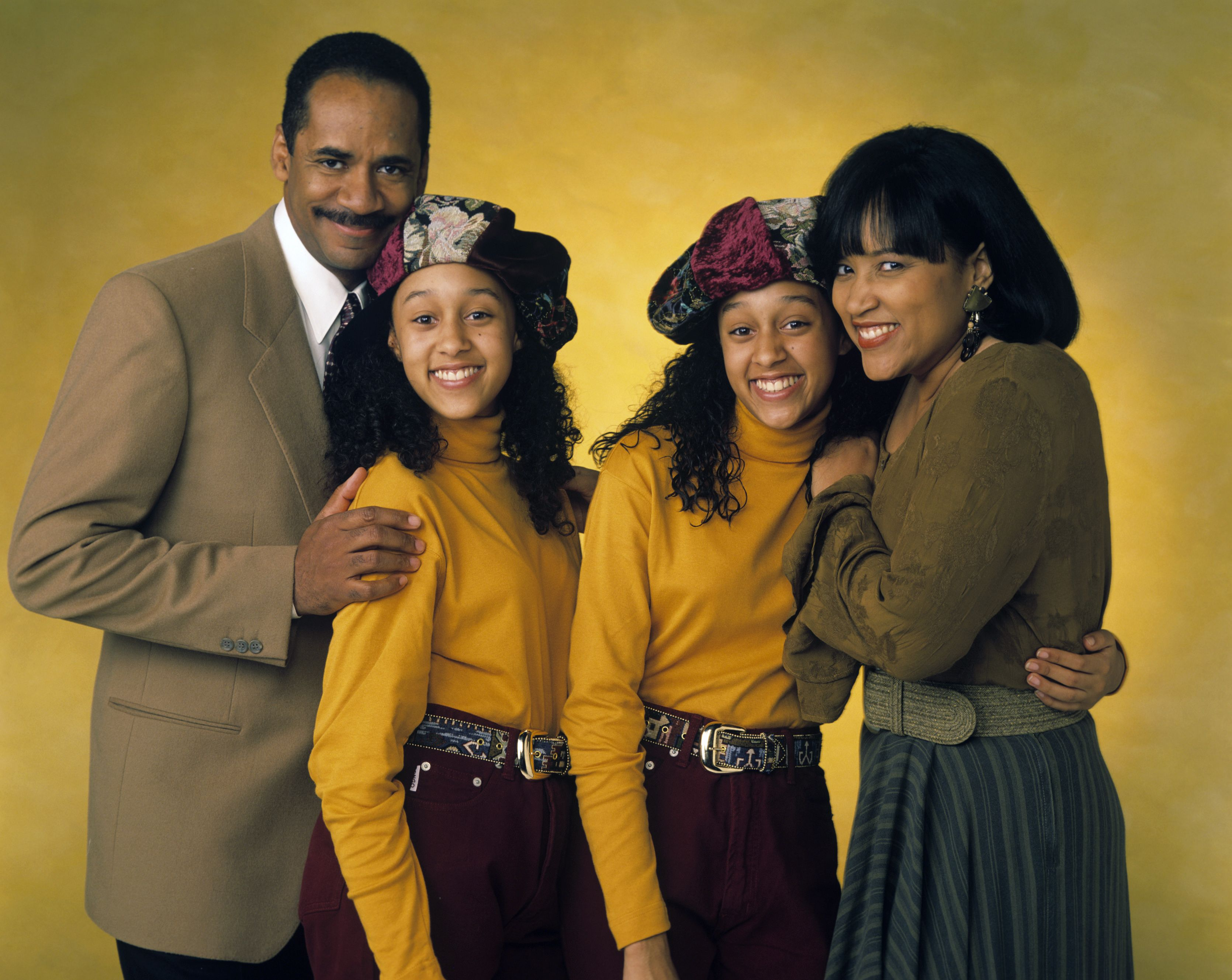 Classic Show 'Sister Sister' Coming To Netflix!