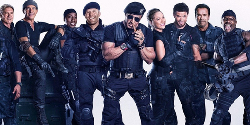 Expendables 4 News