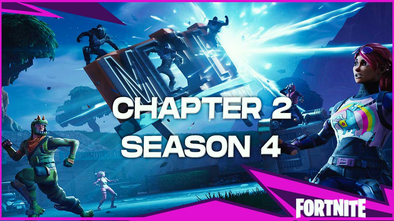Fortnite Chapter 2 Season 4