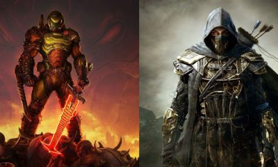 Doom Eternal and Elder Scrolls Online
