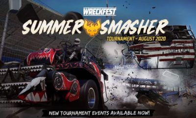 Wreckfest Summer Smasher