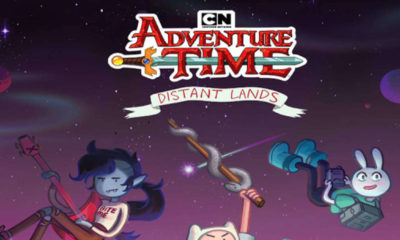 Adventure Time distant lands season update