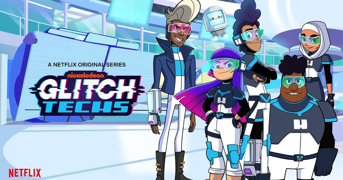 Glitch techs season update and more!