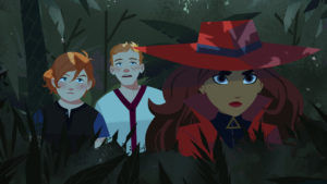 Carmen Sandiego 4: Release Date, Trailer and More!
