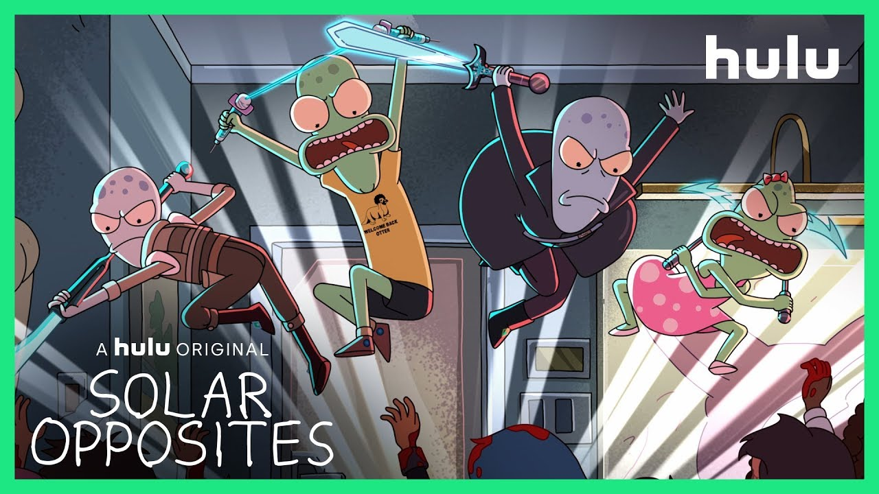 Solar Opposites Season 2: Release Date, Trailer and More!