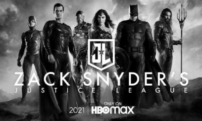 Zack Snyders Justice League:2021 Movie