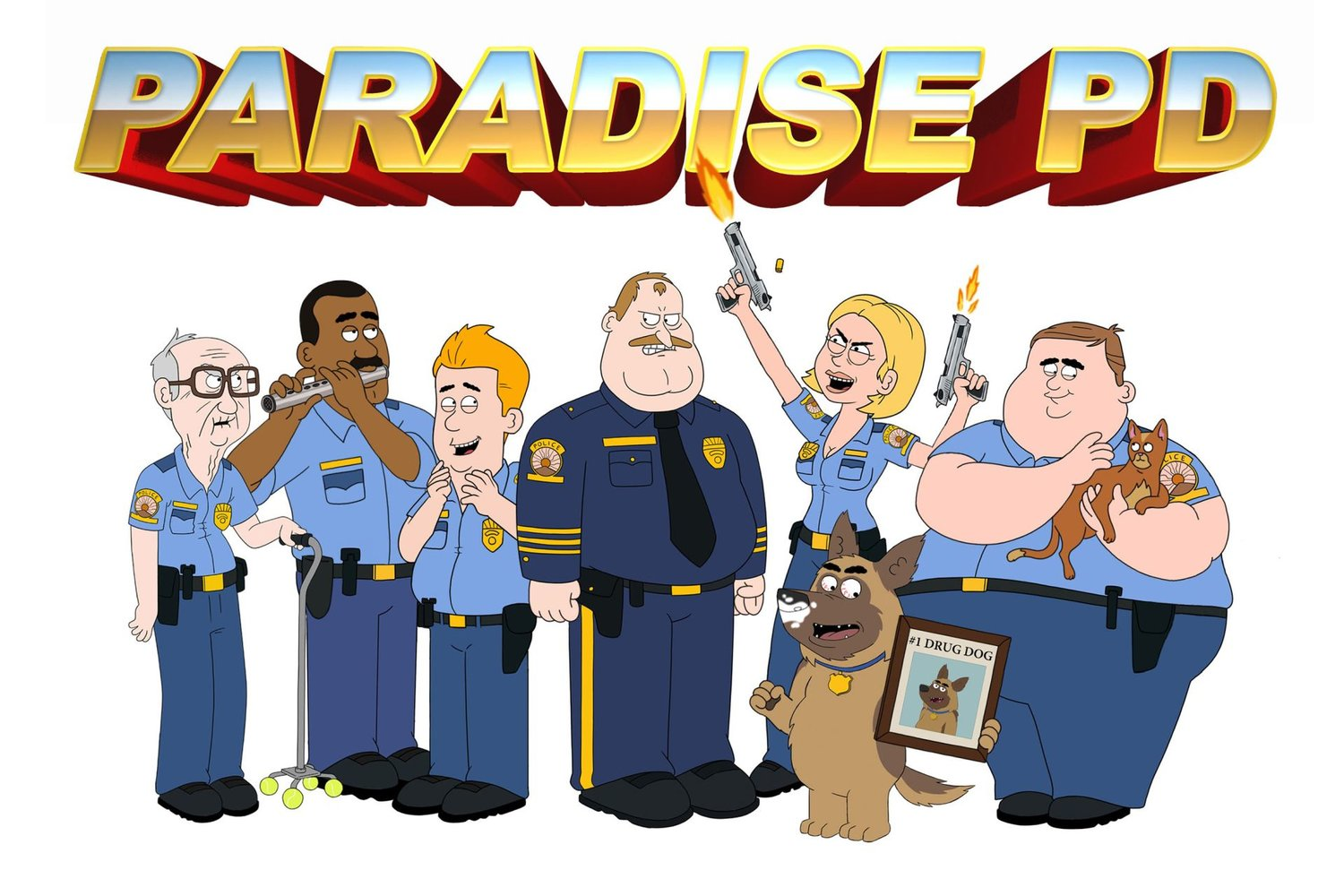 Paradise PD Season 3: Release Date, Trailer, Cast and More!