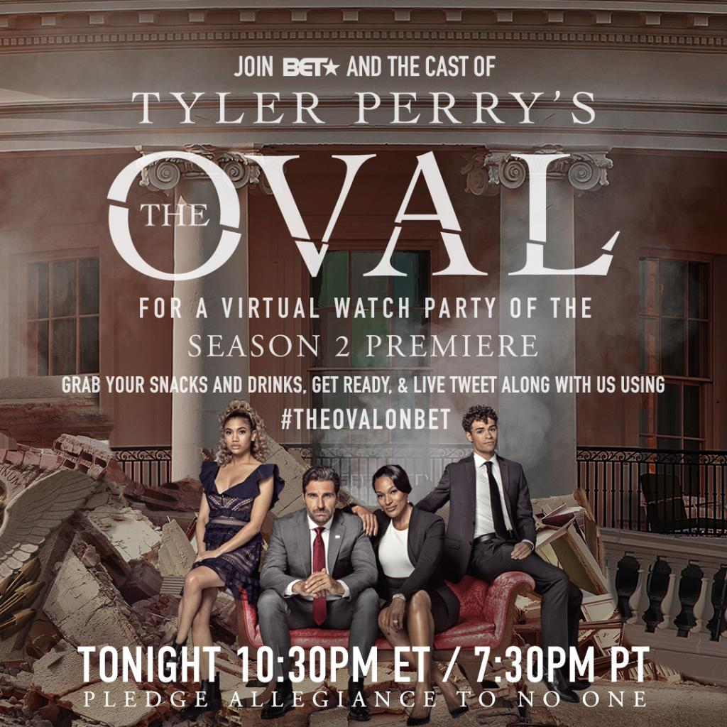 The Oval Season 2