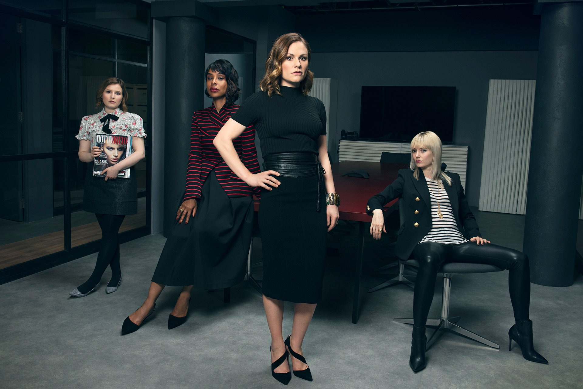 Flack Season 2: Release Date, Trailer, Cast and Updates!