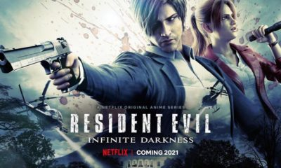 Resident Evil: Infinite Darkness: Release Date, Trailer and Updates!