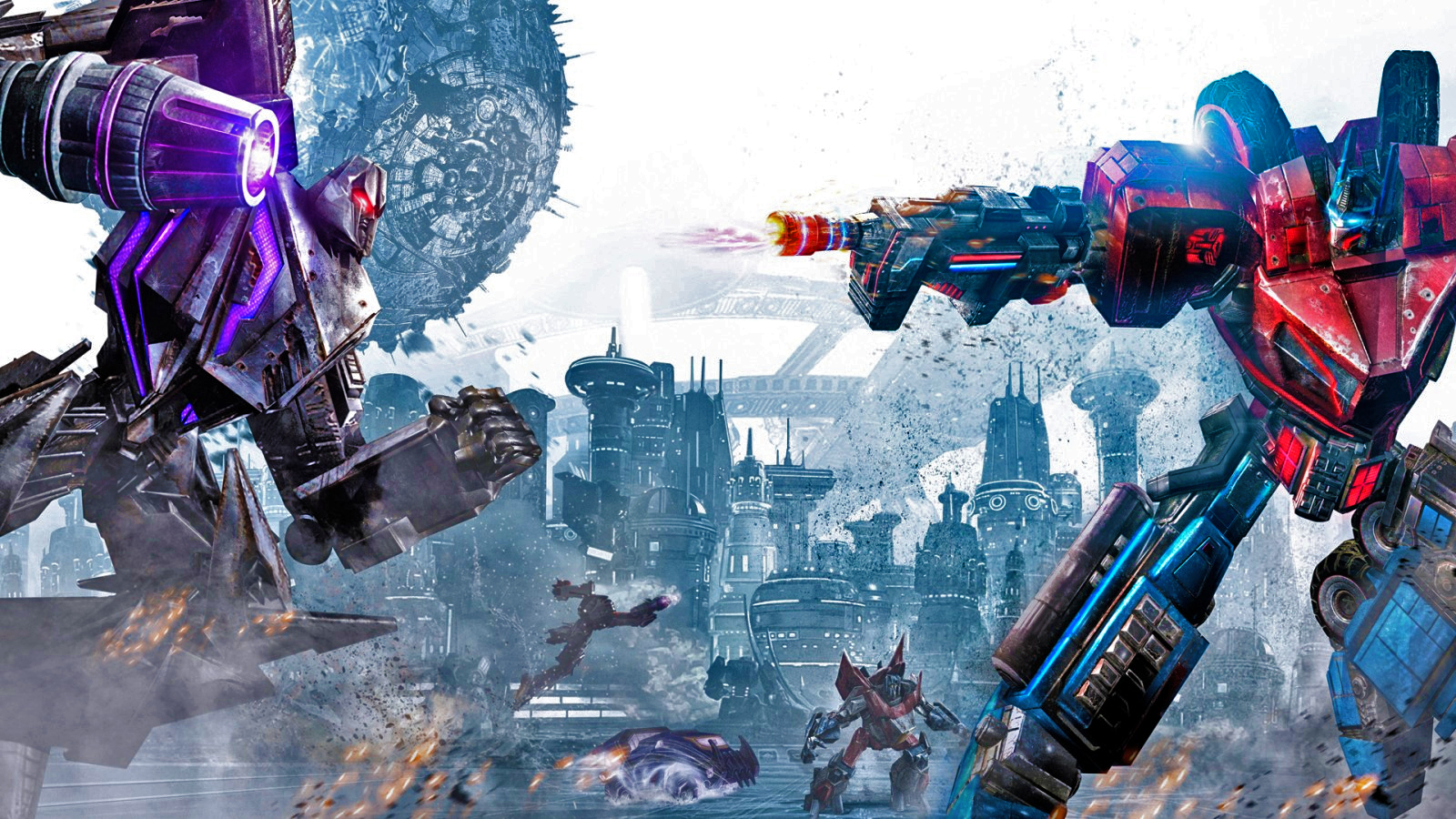 Transformers: War For Cybertron Chapter 3