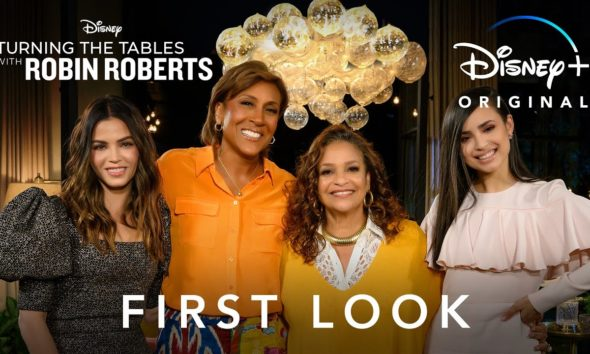 Turning The Tables With Robin Roberts Season 1